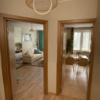 ЖК Прогресс, отделка, квартиры с отделкой, квартиры, комната, описание, холл, новостройка, фасад, дом